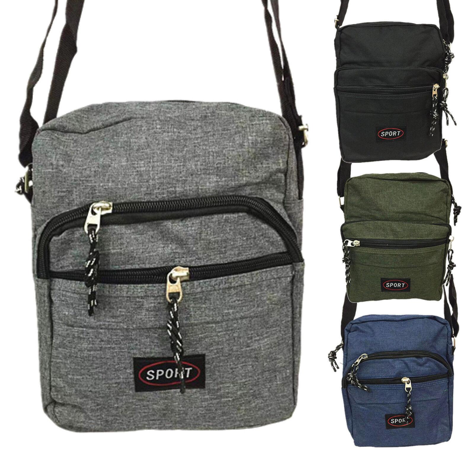 Tasche Damen Herren Umhängetasche Flugbegleiter klein Sport Bag Handtasche 1315