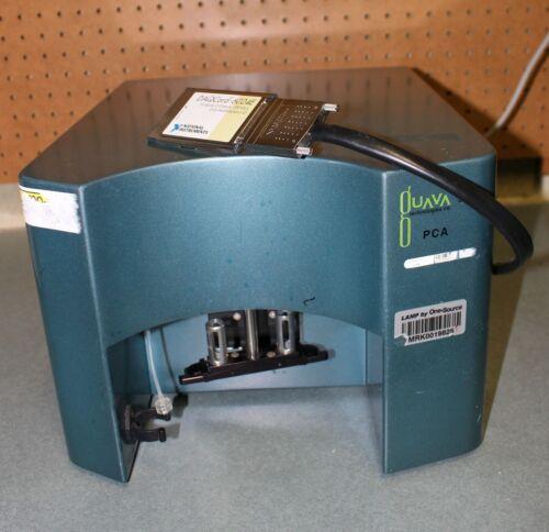 Millipore Guava Personal Cytometer PCA Counter w/DAQcard-6024e,Cytosoft v1.2