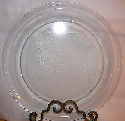 "ORIGINAL 11 1/2"" Sharp A094 Microwave Glass Turntable Plate/Tray Used Clean"
