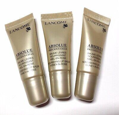 Lancome Absolue Precious Cells Nourishing Lip Balm 0.5 Oz total Honey-in-rose (Nourishing Balm)