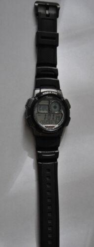 Casio Men's Digital Sport Watch Black AE1000W-1BVCF