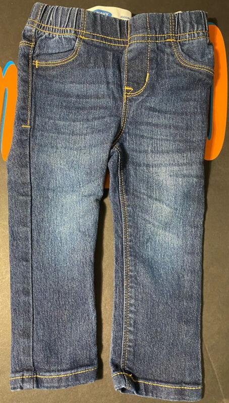 Old Navy 18-24 Mo Toddler Girl / Boy Denim Jeans