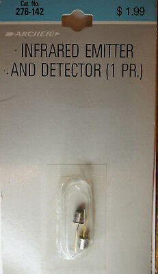 Nos Archer 276-142 Ir Emitter And Detector  Ship In Usa Tomorrow