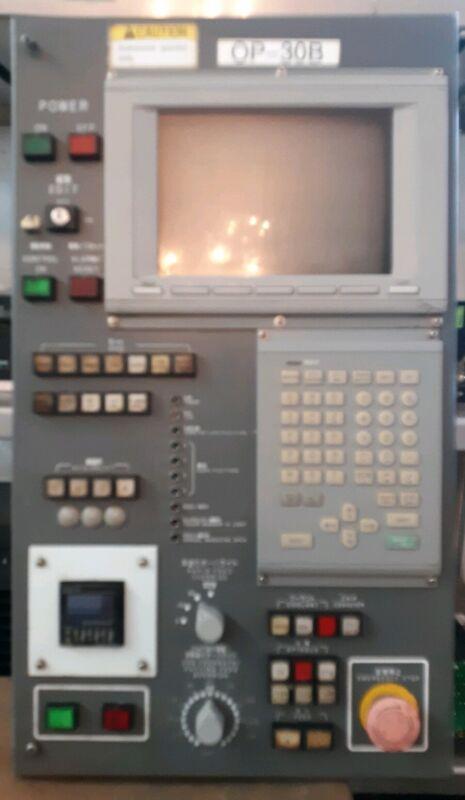 ALLEN BRADLEY MDT962B-1A DISPLAY AND CONTROL BOARD, USED, 30 DAY WARRANTY