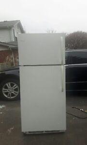 White Frigidaire Refrigerator, free delivery