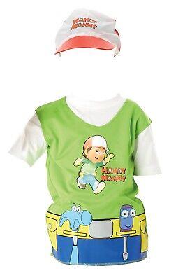 Offiziell Handy Manny Satz Kostüm für Jungen Kinder