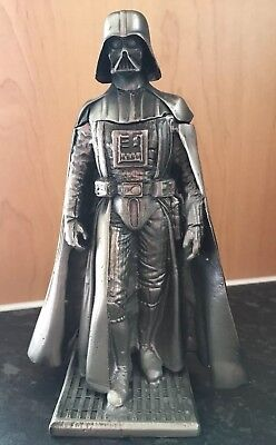Star Wars Darth Vader Exclusive Heavy Pewter Bar Accessory Corkscrew Opener Rare
