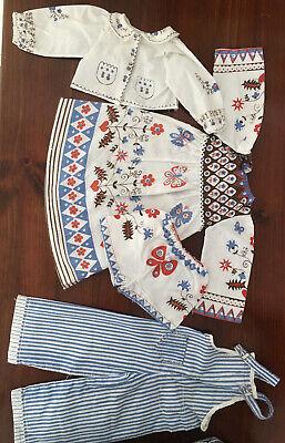 Rare Vintage Sasha Clothkits Clothes