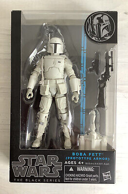 Star Wars Black Series Boba Fett Prototype Armor Figure Brand New 6 inch