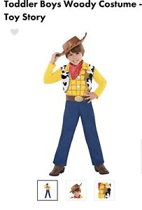 Woody Toddler Halloween Costume