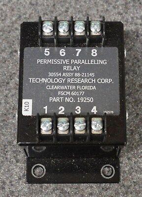 Trc 19250 Permissive Paralleling Relay 88-21145 Military Mep Diesel Generator