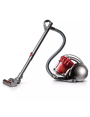 New! Dyson DC39 Ball Multifloor Pro Canister Vacuum RED