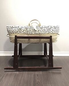 Jolly Jumper Rocking Stand with Basket, Floor Mats