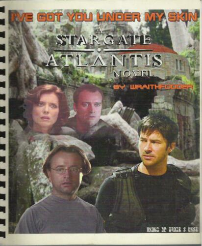 STARGATE ATLANTIS fanzine I