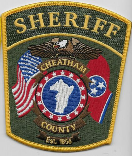 Cheatham County Sheriff State Tennessee TN NEW