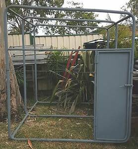 Chicken Coup Frame Steel w/door Buff Point Wyong Area Preview