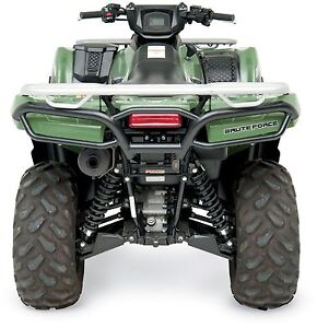New 2012-2013 Kawasaki Brute Force 750 I 750I ATV Moose Rear Bumper
