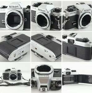 Nikon FG 20 body only with cap and strap