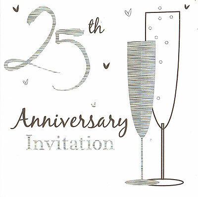 60 x 60th anniversary invitation cards diamond wedding party invites 60 years