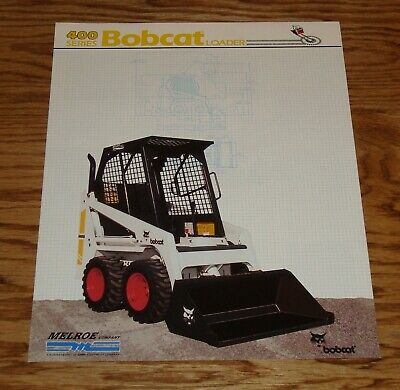 BOBCAT 440 B 440B farmboy LOADER SERVICE REPAIR MANUAL