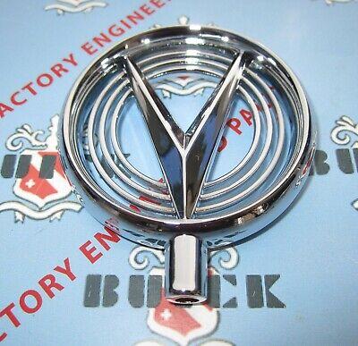 Photo 1955 Buick Hood Ornament, 1958 Buick Fender Ornament. Chrome. Free Shipping