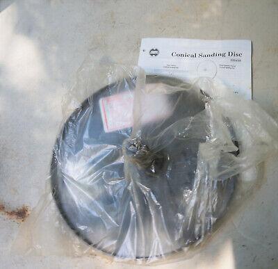 Shopsmith Mv Never Used Conical Steel 12 Sanding Disc Nos