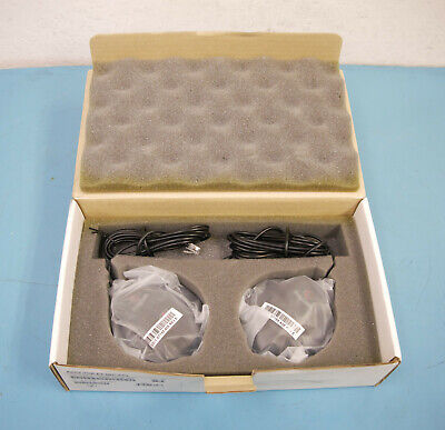 New Polycom 2200-16155-001 Soundstation 2 Extended Microphones In Box