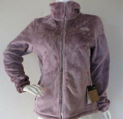 THE NORTH FACE Osito Women's Fleece Full Zip Jacket ASHENPRHTR-SIVER sz S M L XL