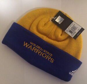 Golden State Warriors Cuffed knit hat