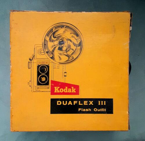Vintage Kodak Duaflex III Camera1960