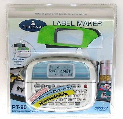 Brother Pt-90 Label Thermal Printer