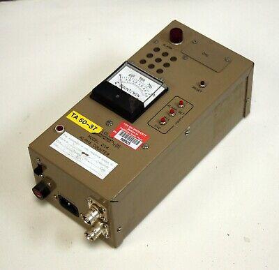 Ludlum Model 214 Alpha Counter No Probes. Geiger Radiation Survey Meter Frisker