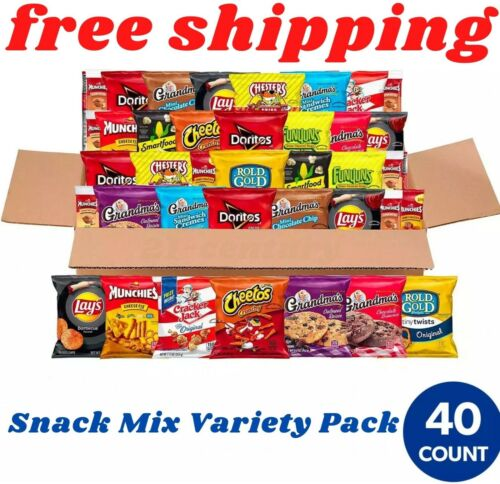 Frito-Lay Ultimate Snack Mix Variety Pack (40 ct.) Delicious Snack