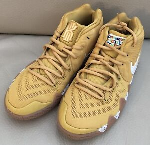 New Kyrie 4 cereal cinnamon sz 7 shoes sneakers Nike Jordan