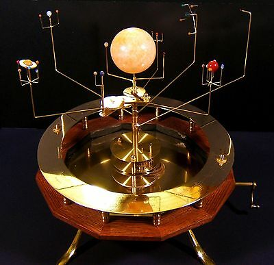 solar system orrery - photo #10