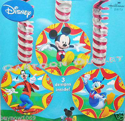 MICKEY MOUSE DANGLERS DECORATIONS HANGING BIRTHDAY PARTY/SHOWER DECORATION GOOFY](Mickey Mouse Birthday Decoration)