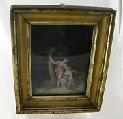 Antique French Miniature Paintings