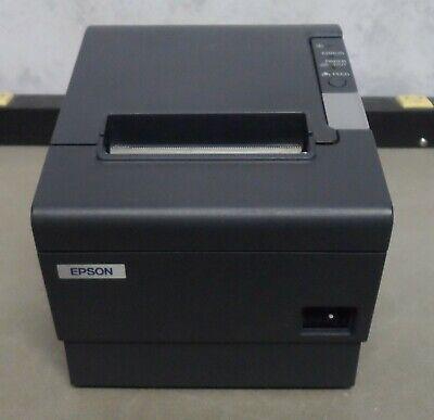 Epson Tm-t88iv Usb Thermal Receipt Printer Printer Only Used