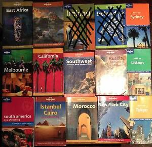 LONELY PLANET Bulk Lot of 13 Wynnum Brisbane South East Preview