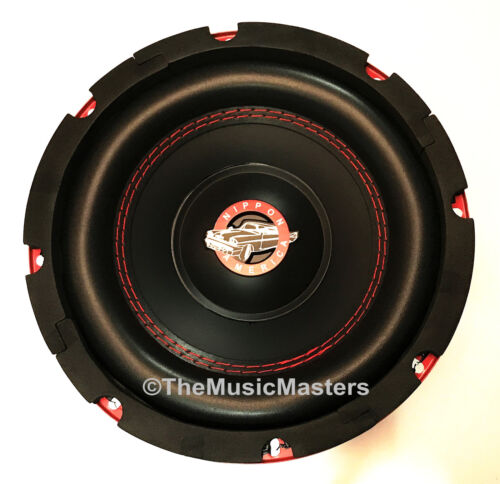 8 inch Home Stereo Sound Studio Audio WOOFER Subwoofer Speaker Bass Driver 8 Ohm