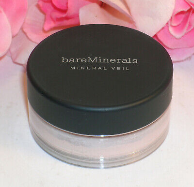 New Bare Minerals Original SPF 25 Mineral Veil  .21 oz / 6 g Loose Powder