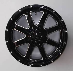 "20"" Gear Big Block Alloys To Suit 4WD's Toowoomba Toowoomba City Preview"