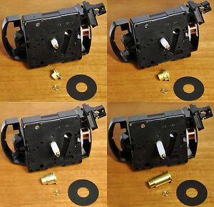 Junghans w817 cuarzo mecanismo reloj p ndulo p ndulo - Mecanismo reloj pared ...