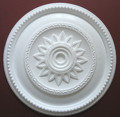 Ceiling Rose Size 410mm - 'Buckingham' Lightweight Polystyrene *We Combine P&P*