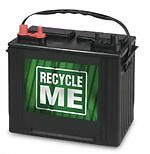 FREE BATTERY PICKUP RECYCLING