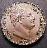 William IV Farthing