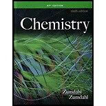 Zumdahl Chemistry textbook for sale