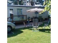 Cosalt Sandhurst 38ft x 12ft Deluxe Super Warm Plus 2 bedroom, 6 berth Static Caravan