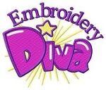Embroidery Diva & Custom Teez