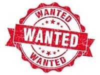 Wanted - bunk beds-